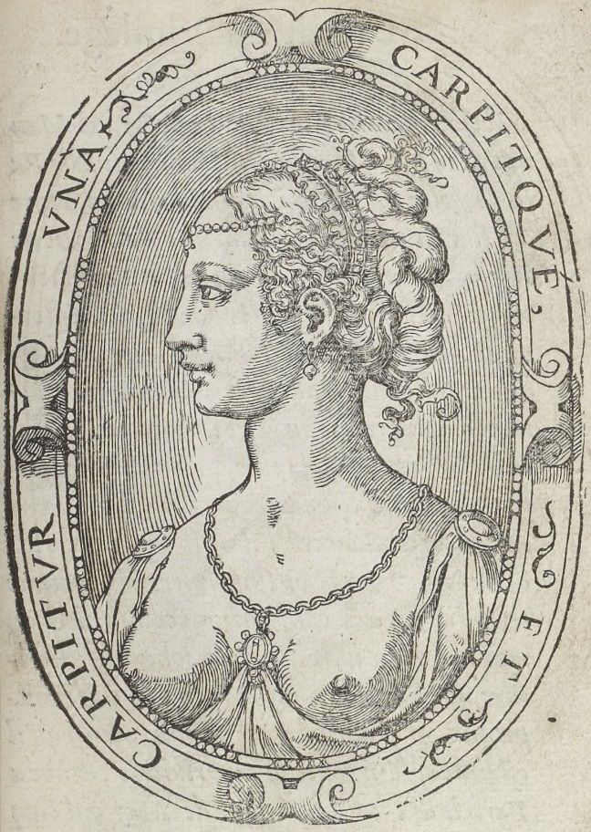 Cassandre Salviati (20 years old)