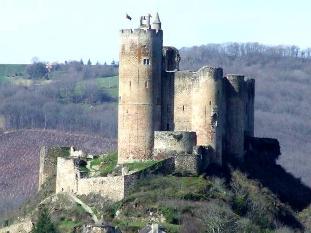 Najac © Alecs.y - licence [CC BY-SA 3.0] from Wikimedia Commons