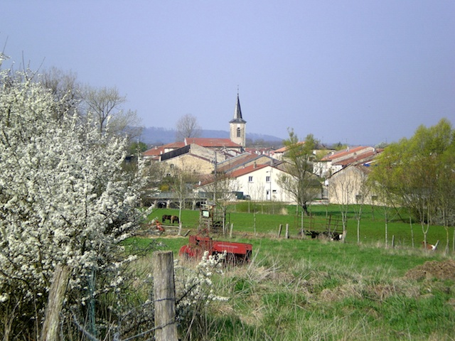 Spring in Lorraine near Toul © French Moments
