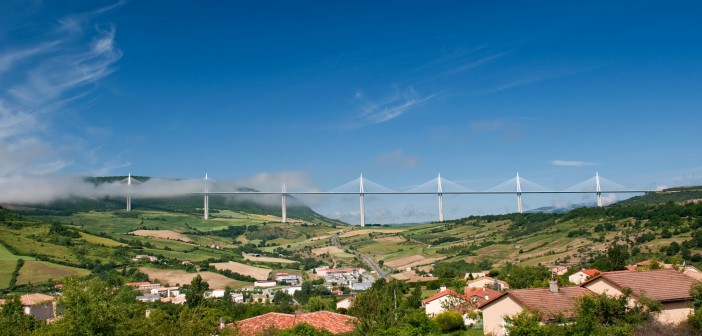 Viaduct of Millau © Stefan Krause- licence [CC BY-SA 3