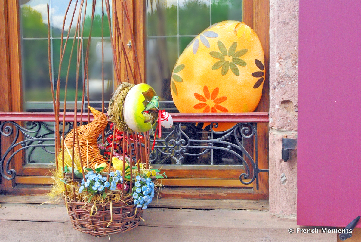 Easter traditions in France - Easter in Alsace © French Moments