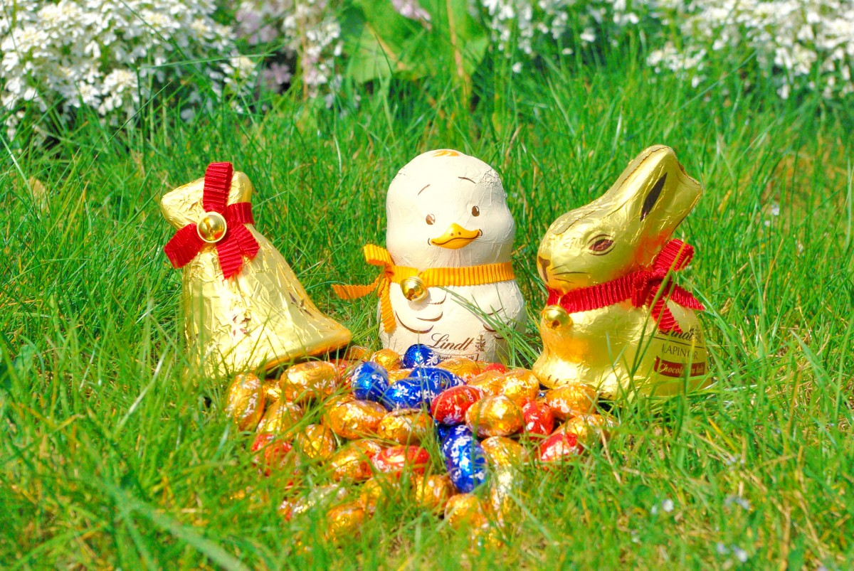 Easter traditions in France - Easter chocolate © French Moments