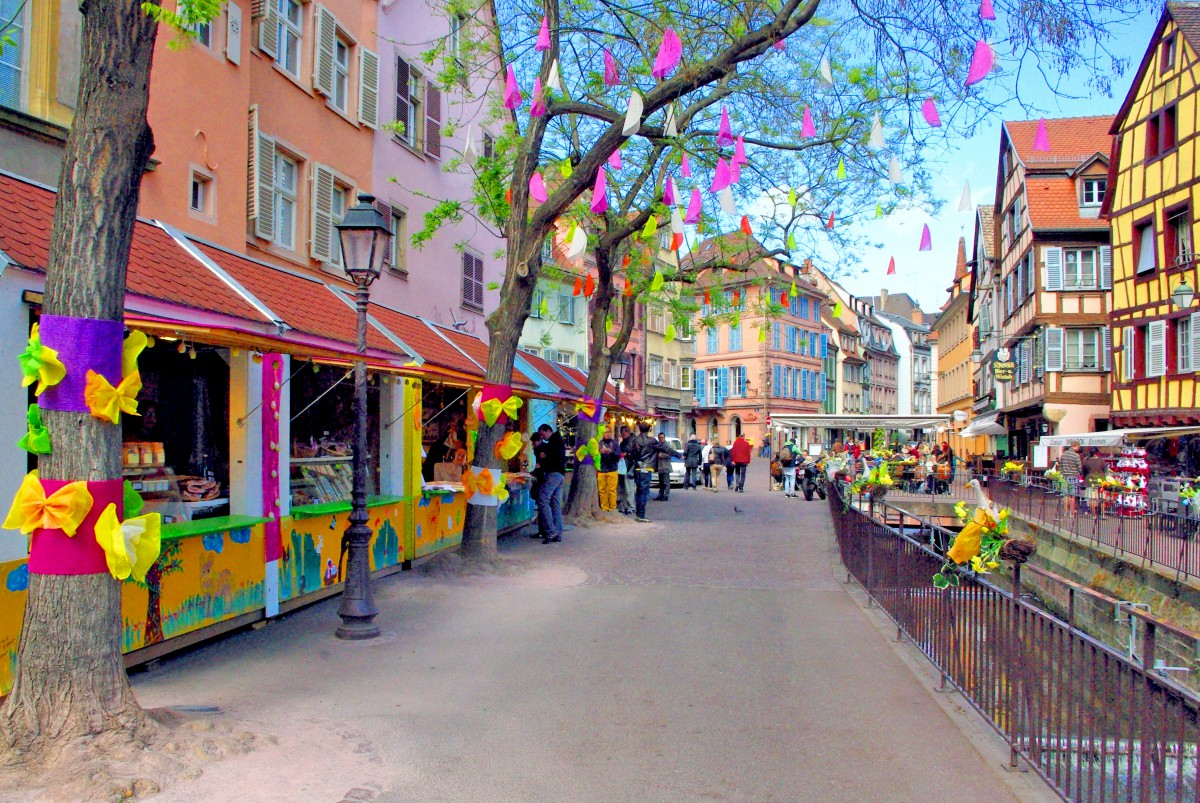 Easter market of Colmar © French Moments
