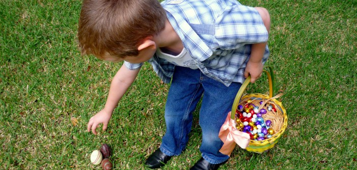 Easter Eggs Hunting Chasse aux Oeufs 16 © French Moments