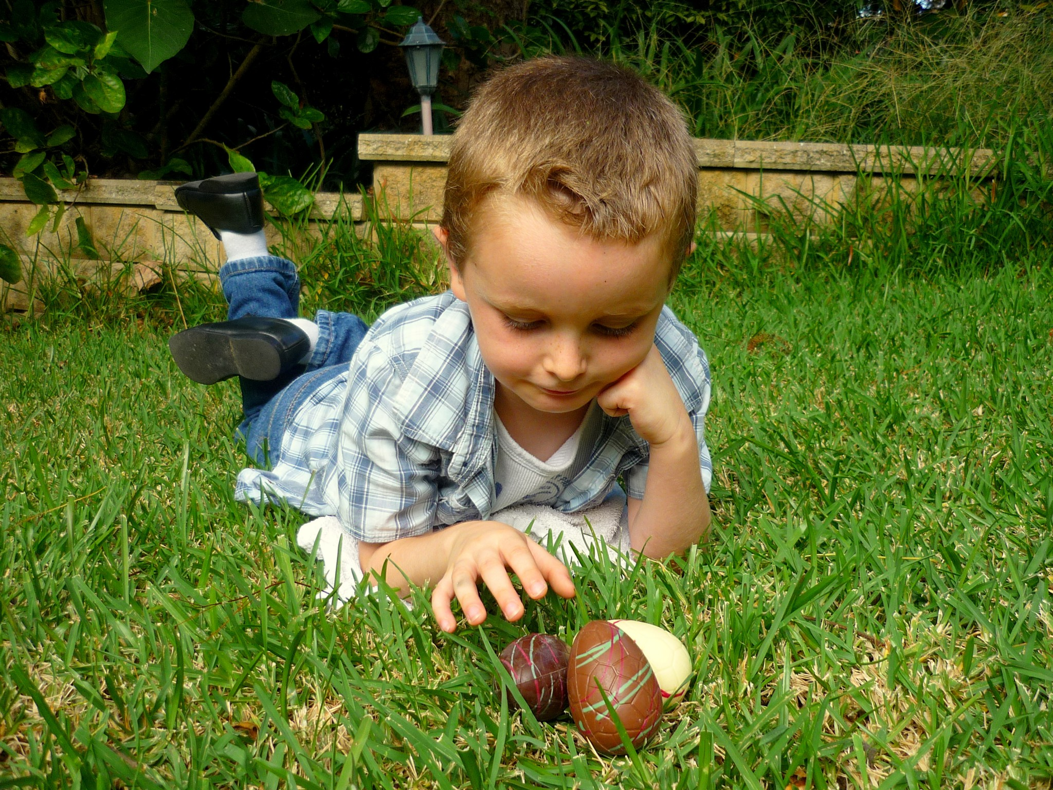 Easter Eggs Hunting Chasse aux Oeufs 27 © French Moments