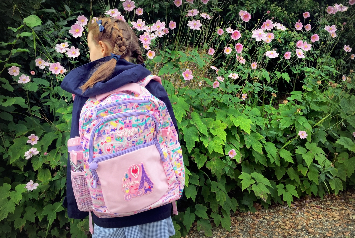Back to School La Rentrée © French Moments