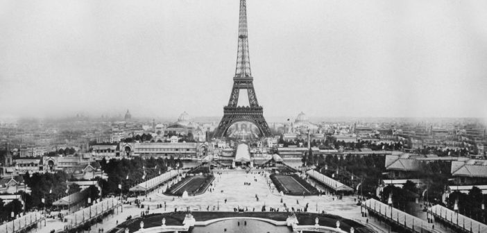 Paris World's Fair in 1889