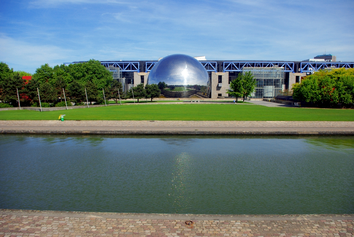 Parc de la Villette © French Moments