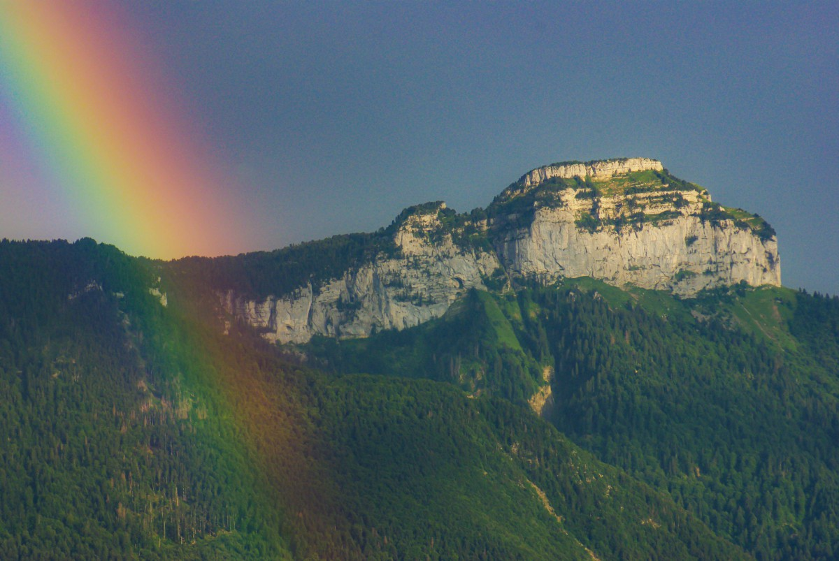Around Annecy - The Parmelan mountain © French moments