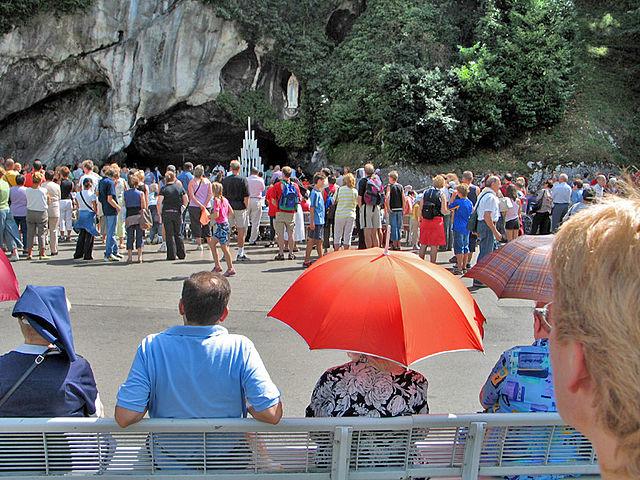 Pilgrimage in Lourdes