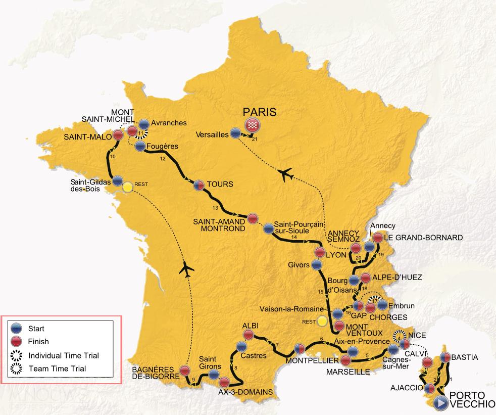 Tour de France 2013 © Maxxl2 - licence [CC BY-SA 3
