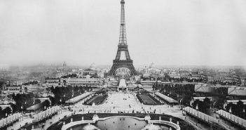 Paris World's Fair in 1889