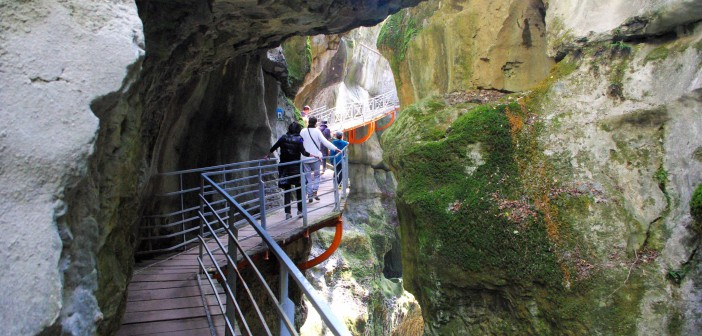 Gorges du Fier 18 copyright French Moments
