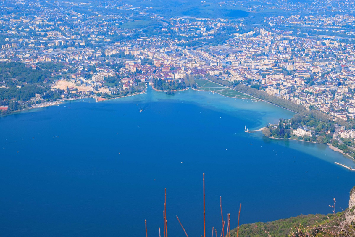 Around Annecy - Mount Veyrier © French Moments