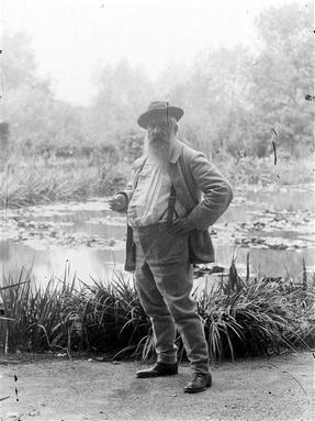 Monet 1905 at Giverny