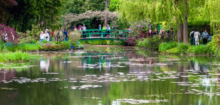 Monet Gardens Giverny © Michal Osmenda - licence [CC BY 2