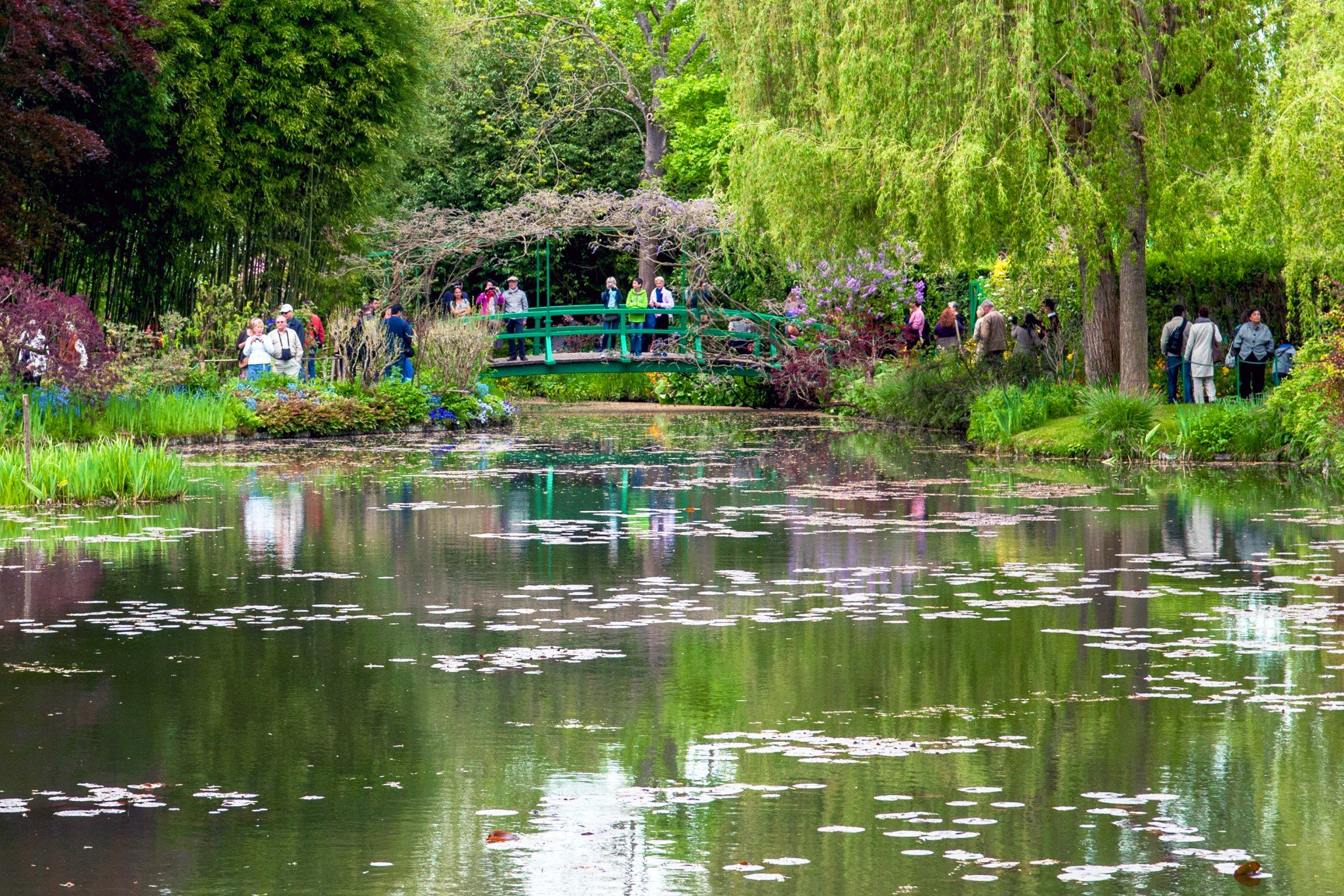 Colmar Monet S Gardens In Giverny French Moments