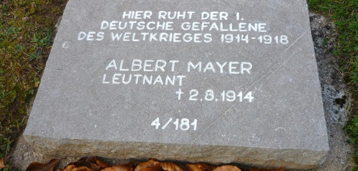 Military Cemetery Illfurth 06 © French Moments
