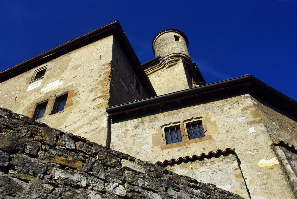 The castle of Yvoire © French Moments