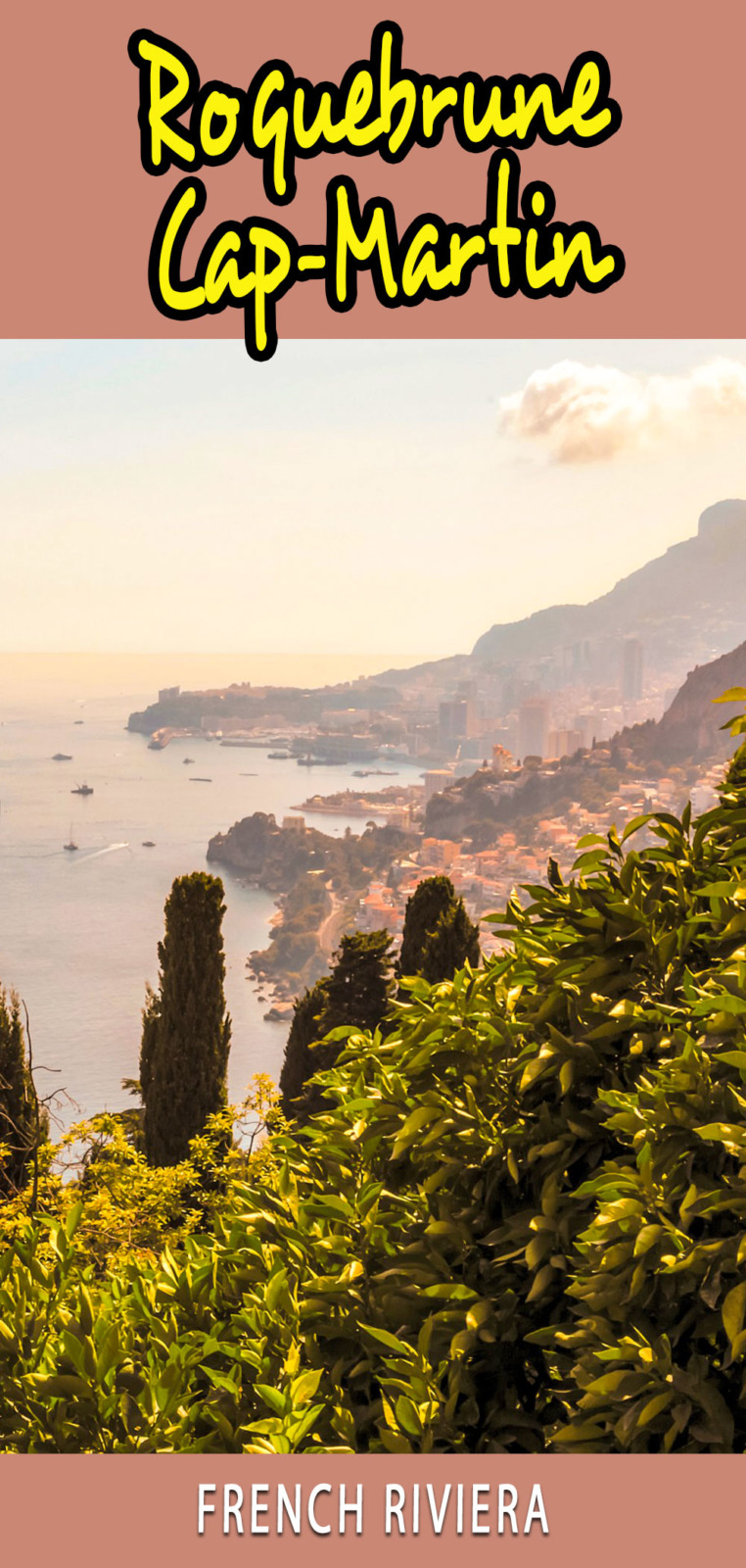 Roquebrune-Cap-Martin for Pinterest by French Moments