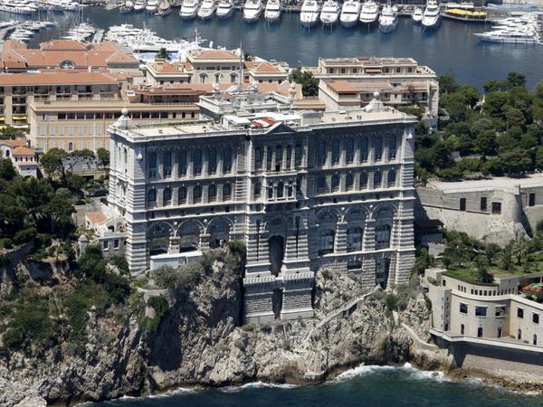 Aquarium de Monaco © Monaco Press Centre Photos