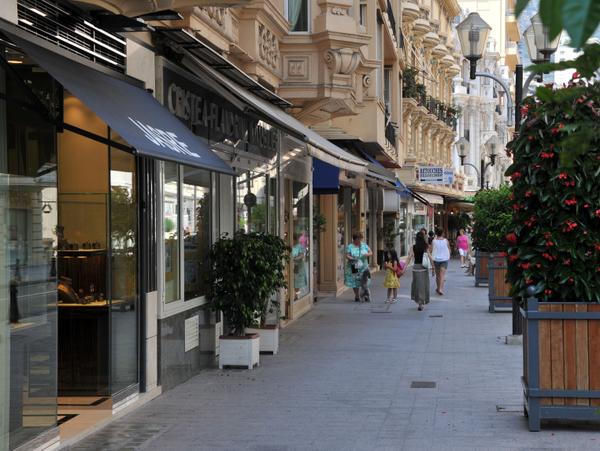 Bd des Moulins Monte-Carlo © Monaco Press Centre Photos
