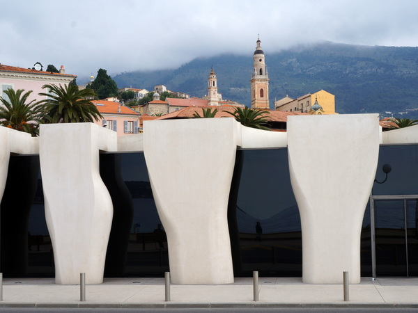 Cocteau museum menton © Paolo Schubert - licence [CC BY-SA 3.0] from Wikimedia Commons