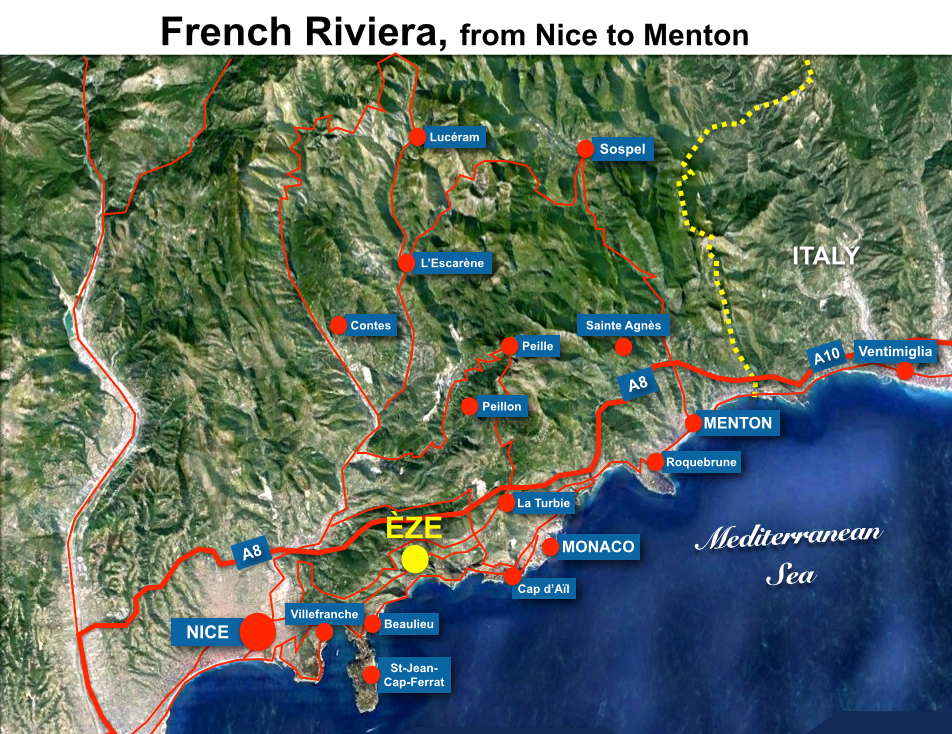 Eze Situation Map