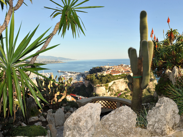 Jardin Exotique © Monaco Press Centre Photos