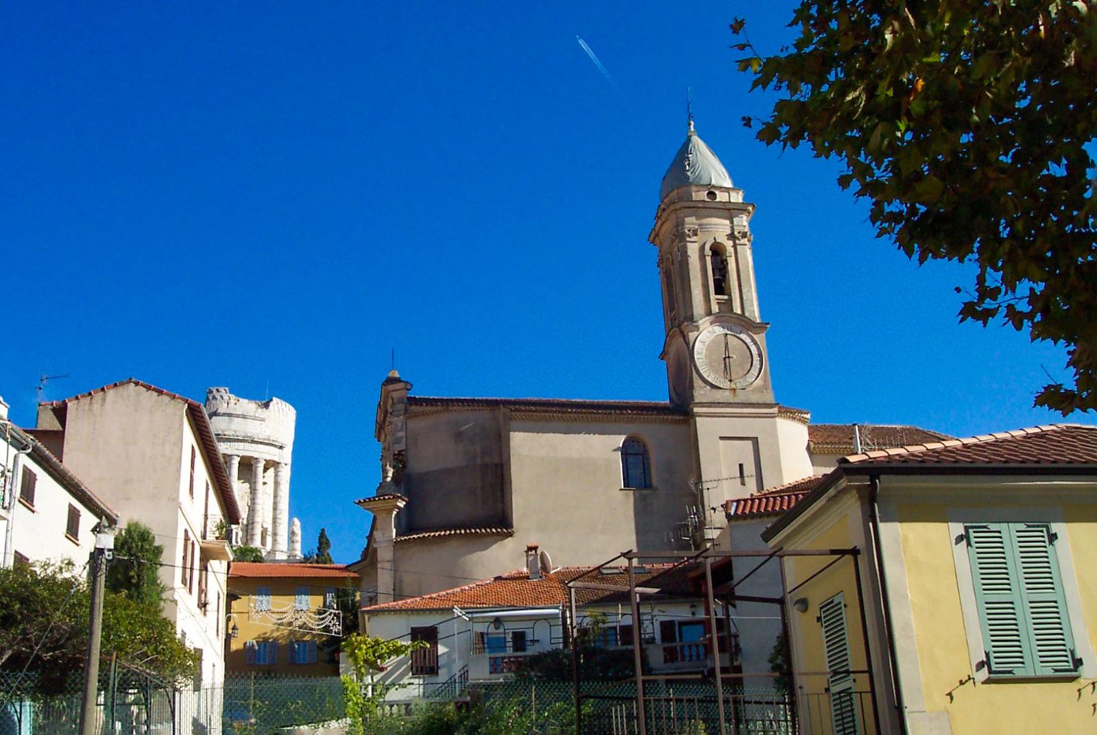 La Turbie. Photo Patrice Semeria (Public Domain)