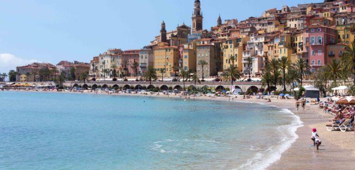 The resort of Menton on the French Riviera. Photo: twenty20photos