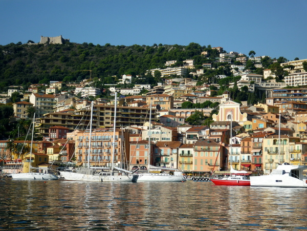 Villefranche-sur-Mer © Broenberr - licence [CC BY-SA 3.0] from Wikimedia Commons
