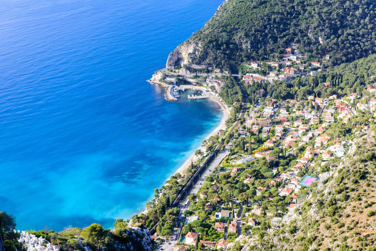 Eze-Bord-de-Mer - Stock Photos from RAndrei - Shutterstock