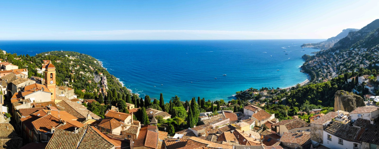 Rocquebrune-Cap-Martin © XtoF - licence [CC BY-SA 4.0] from Wikimedia Commons