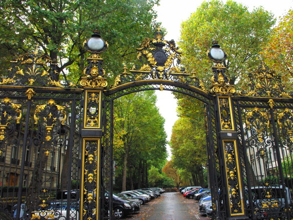 Parc Monceau © French Moments