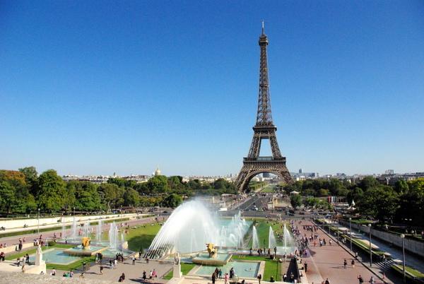 Trocadéro 15 © French Moments