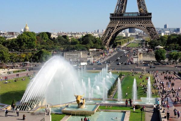 Trocadéro 16 © French Moments