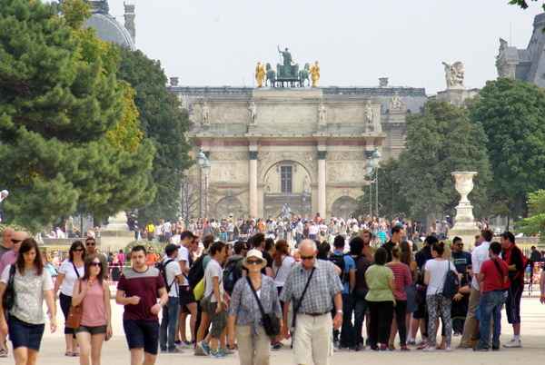 The Arc du Carrousel © French Moments