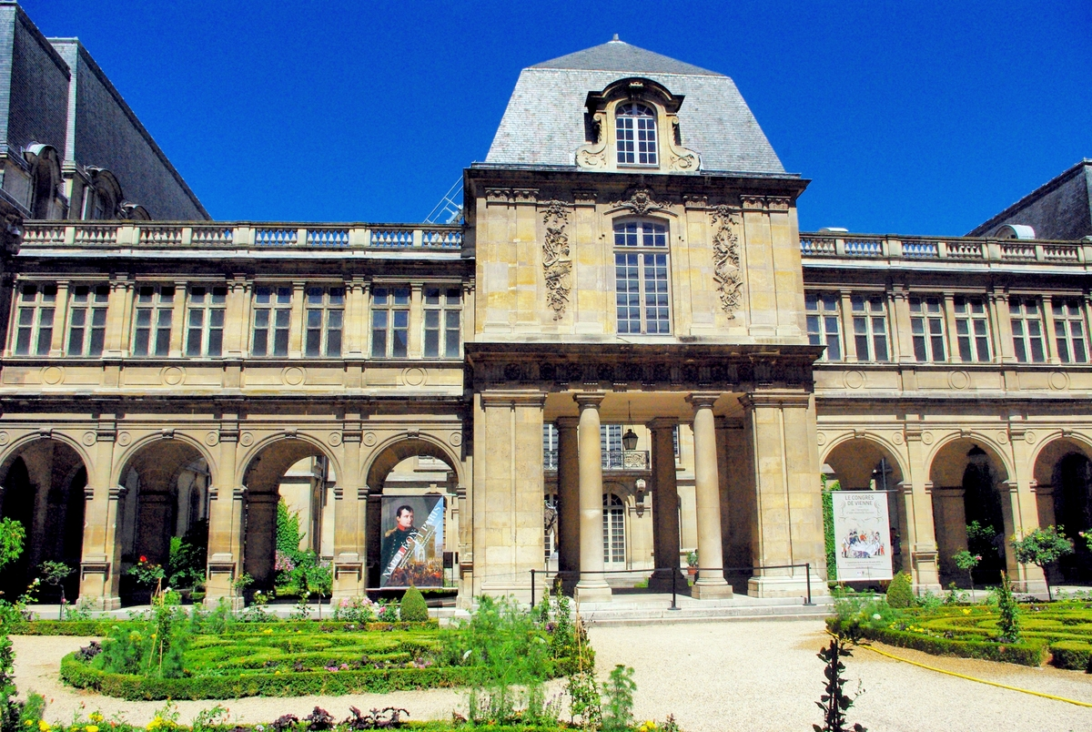 The Carnavalet Mansion, Paris © French Moments