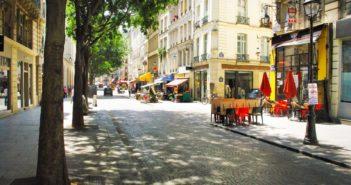Rue Montmartre, Second Arrondissement of Paris © French Moments