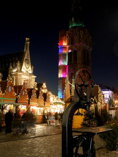 Béthune - La Cité de Noël © JM Hecquet