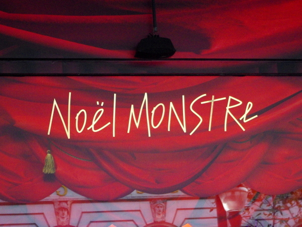 Noël Monstre ! © French Moments