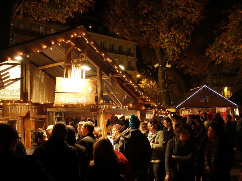 Christmas Market © Ville de Grenoble