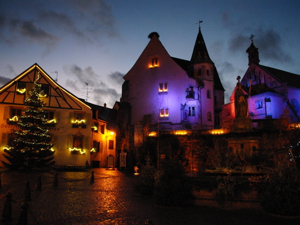 Eguisheim Christmas 16 © French Moments