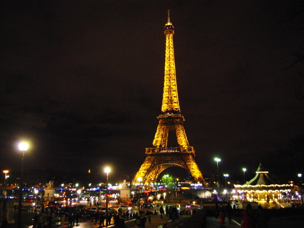 Eiffel Tower from Trocadéro © French Moments
