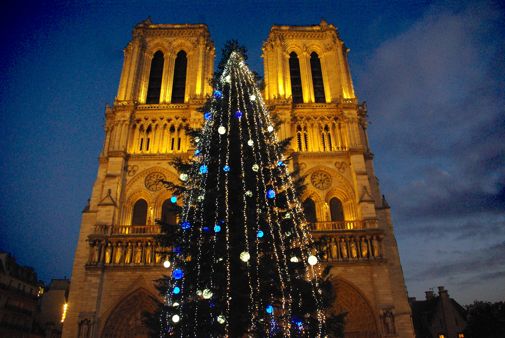 Notre-Dame Christmas 02 © French Moments