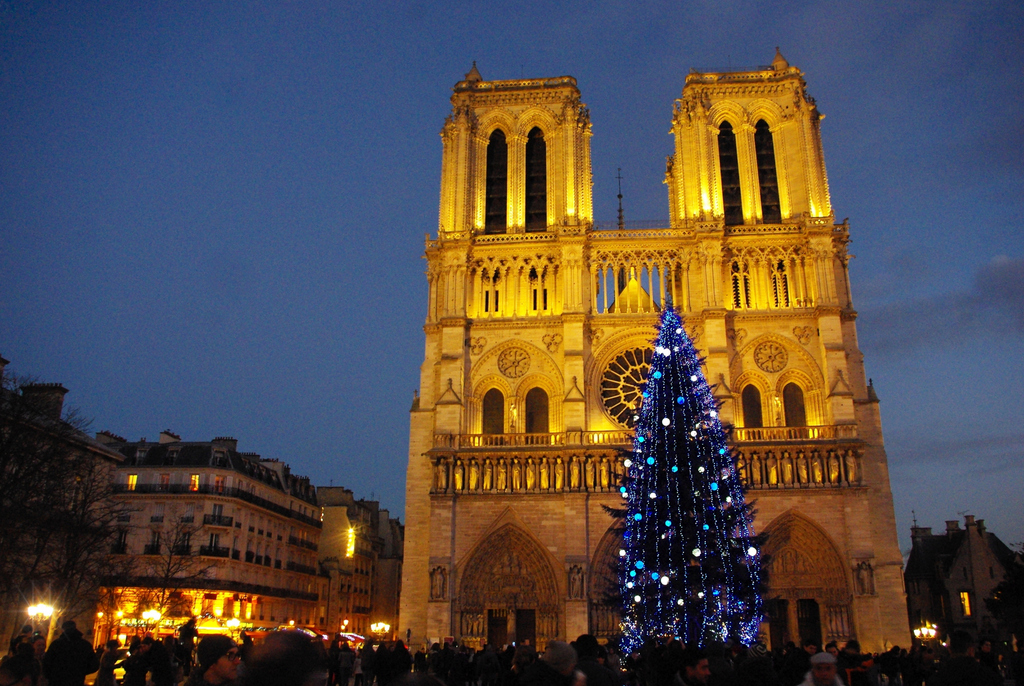 Notre-Dame Christmas 03 © French Moments