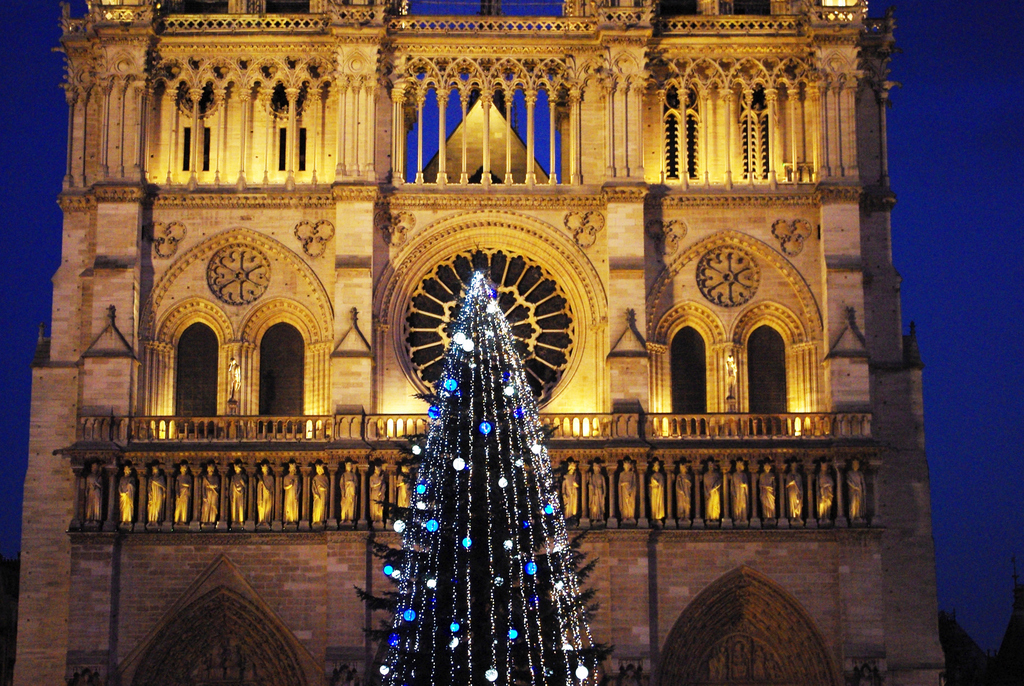 Notre-Dame Christmas 04 © French Moments