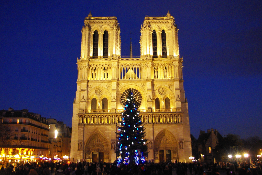 Notre-Dame Christmas 06 © French Moments
