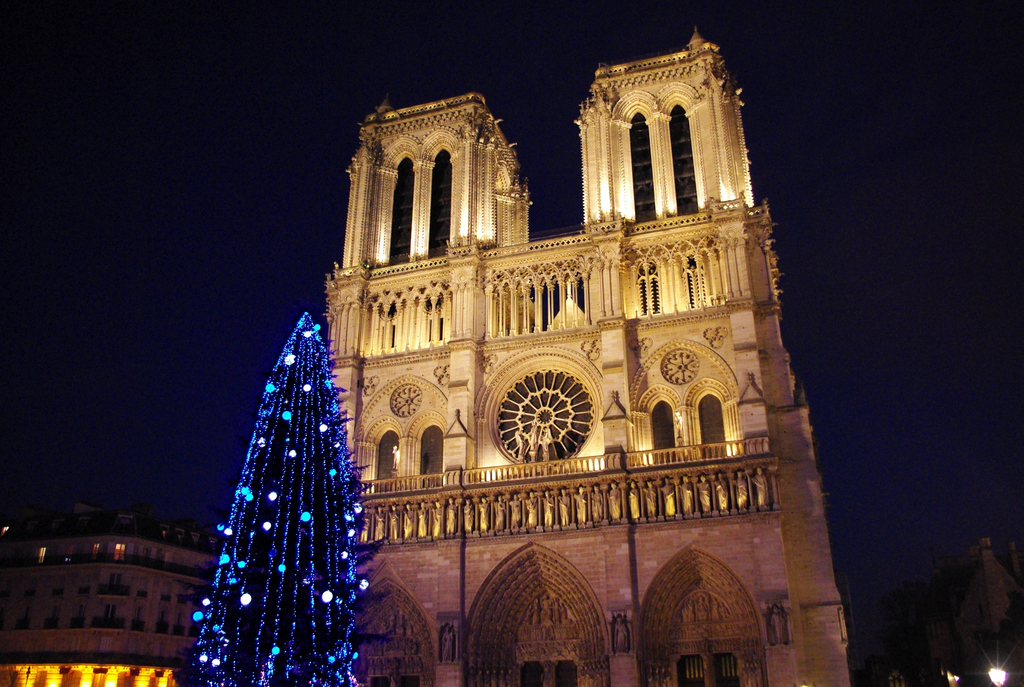 Notre-Dame Christmas 07 © French Moments